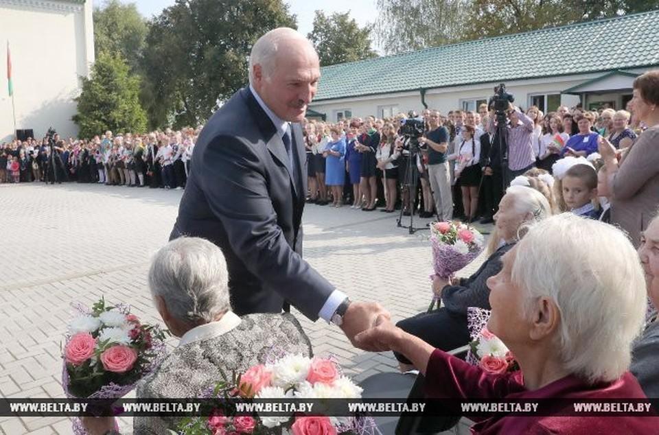 Классная руководительница Александра Лукашенко рассказала о его школьных годах. ФОТО: belta.by