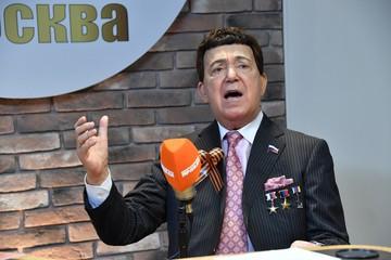 Сергей Собянин предложил назвать именем Иосифа Кобзона Театральный центр на Дубровке