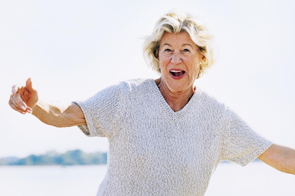Даже не сомневайтесь: организм будет рад умеренным тренировкам в любом возрасте! Фото: wealthybe.com