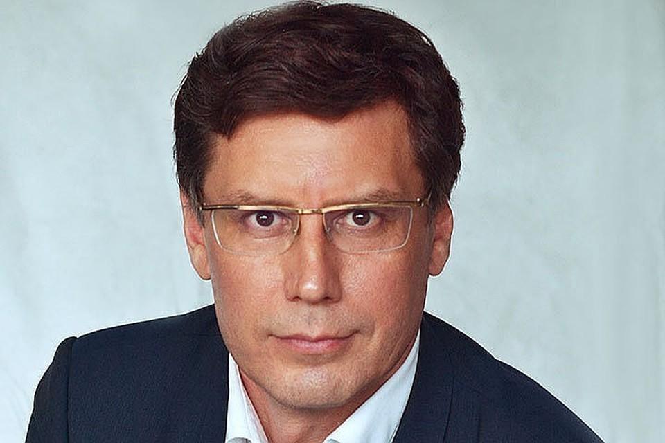 Эдуард Дикунов, депутат Законодательного Собрания Иркутской области. Фото: Ольга Никанорова.