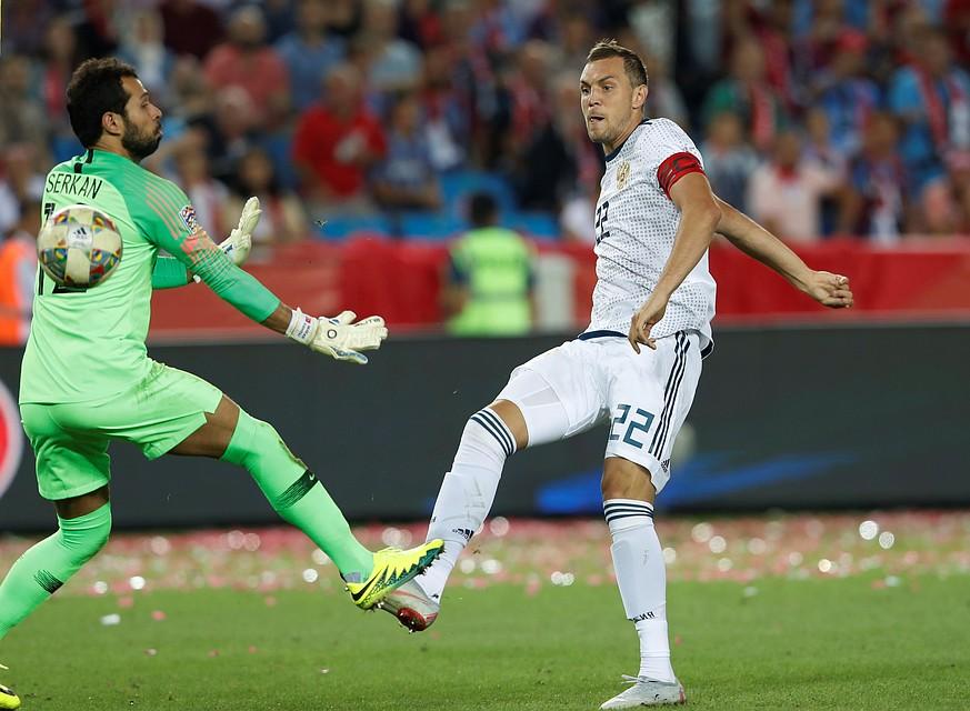 23:41Итог матча Турция — Россия: Россия победила турецкую сборную со счетом 2:1