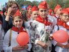 Как прошел День освобождения Донбасса в Донецке