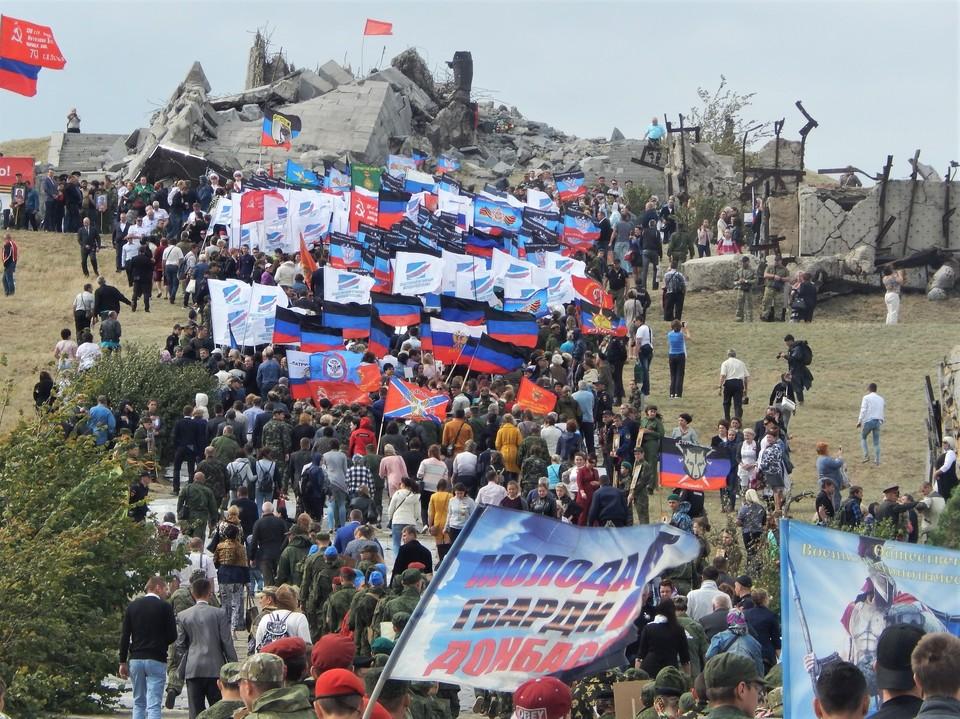 Жители Республики отдали дань уважения героям Великой Отечественной войны и сказали «Спасибо!» за их подвиг