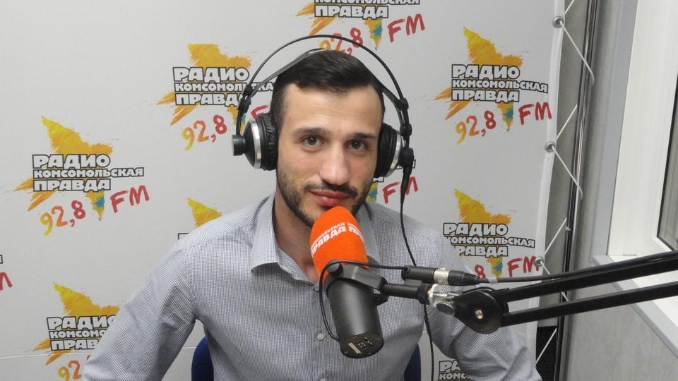 эксперт образовательного проекта «Навигатор поступления» Максим Сигал