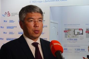 Глава Бурятии Алексей Цыденов: «Байкал важнее дополнительного заработка»