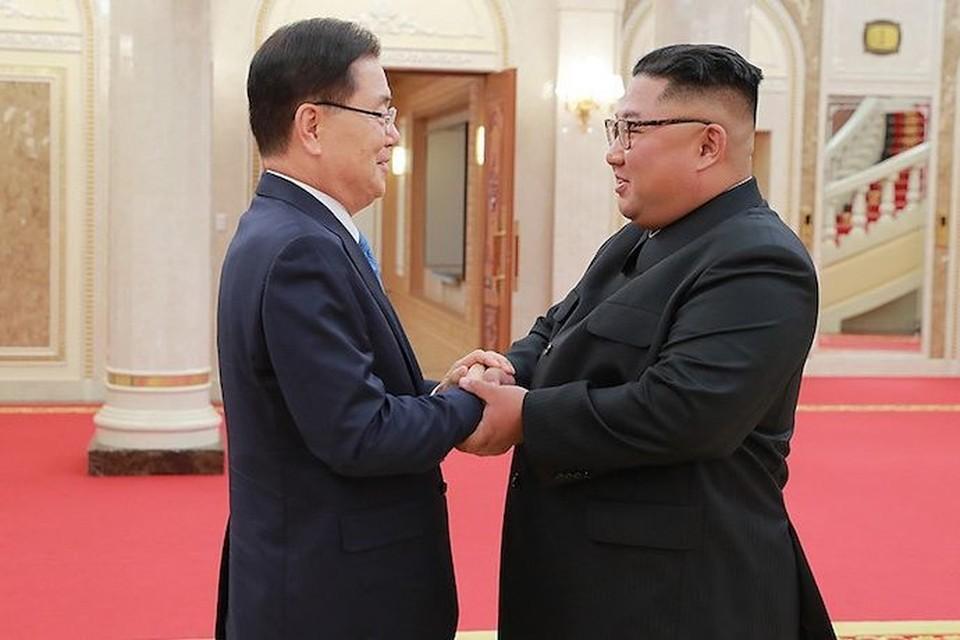 В Пхеньяне стартовали переговоры лидеров Северной и Южной Кореи