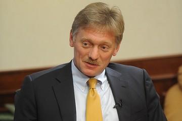 Дмитрий Песков: Новые санкции США нужны для борьбы с продукцией российского ВПК