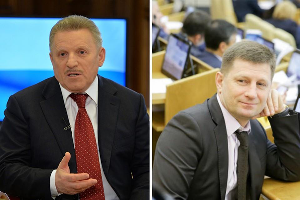 Экзитпол во втором туре выборов губернатора Хабаровского края: Шпорт — 57%, Фургал – 43%