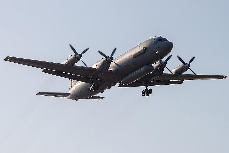 Российский самолет Ил-20 потерпел крушение в Сирии