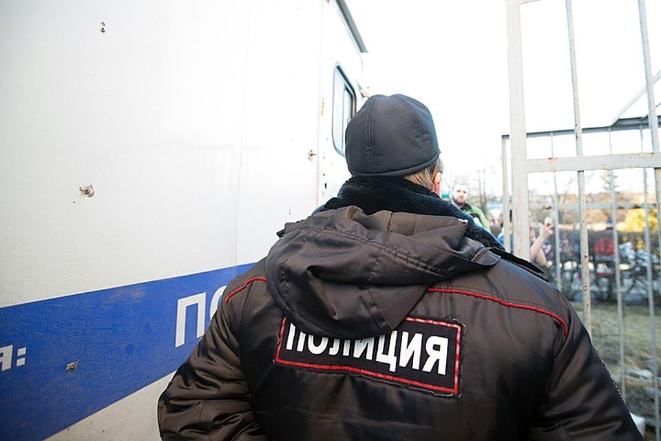 Украинский политик был доставлен в изолятор
