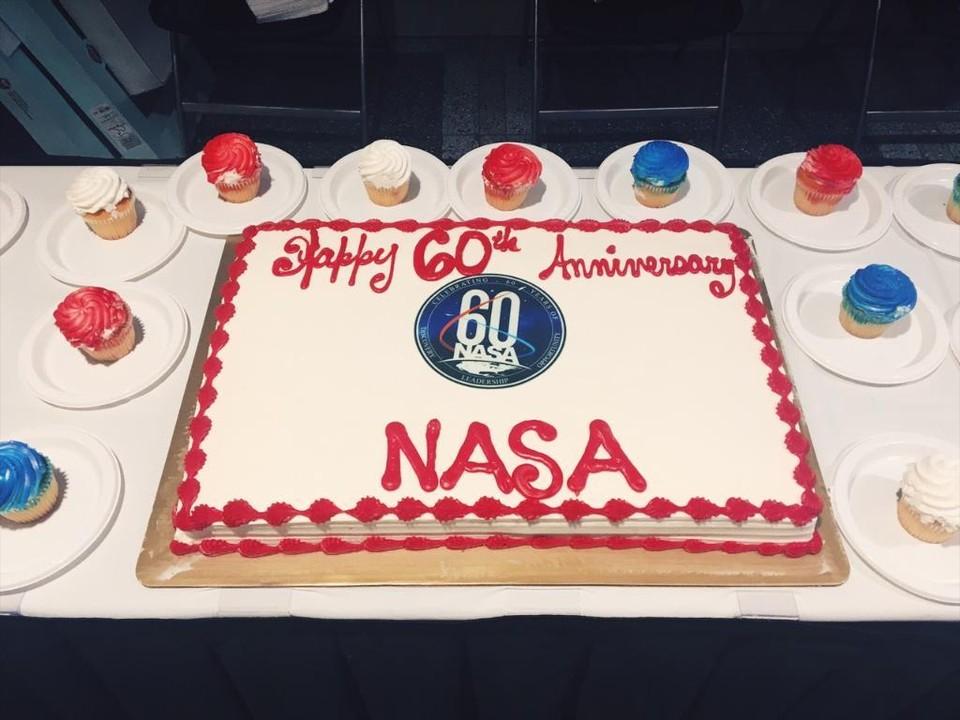 В NASA отметили 60-летие агентства