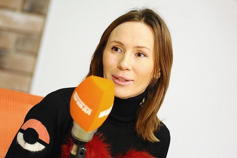 Марина Семынина родила Захарченко дочь