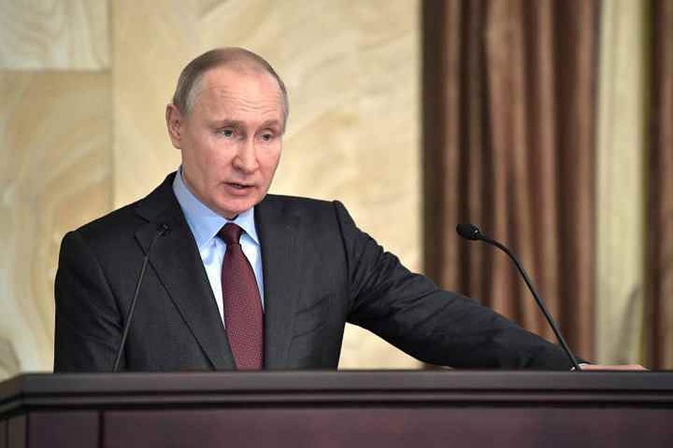 2b2d146103f0 Путин подписал закон о повышении пенсионного возраста