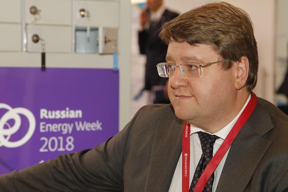 Генеральный директор ПАО «Квадра» Семен Сазонов.