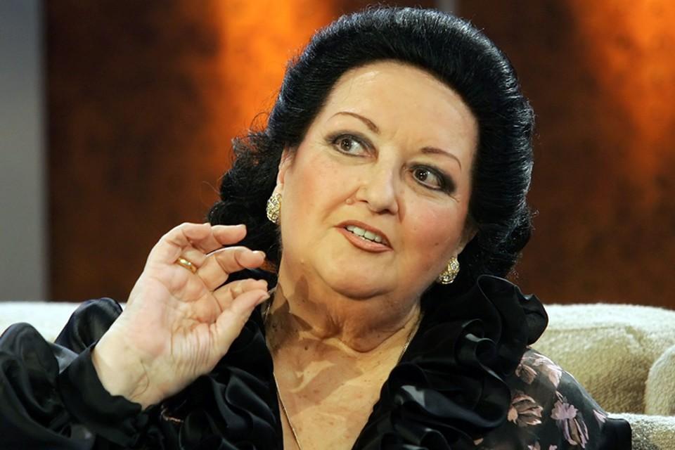 Умерла Монсерат Кабалье: Испанская оперная певица скончалась в Барселоне