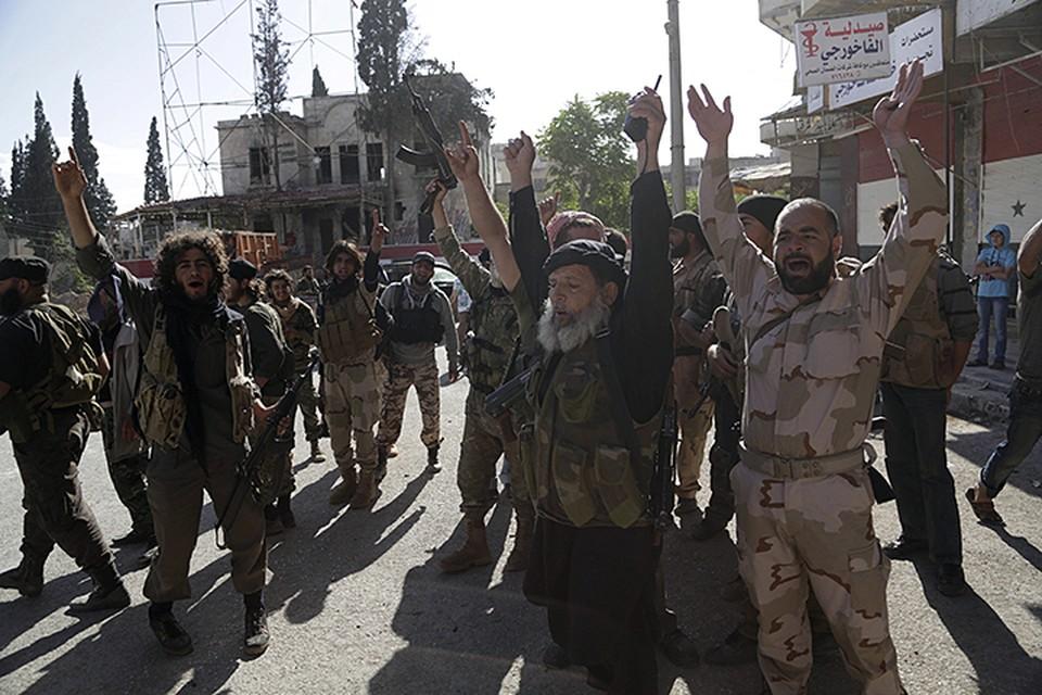 Соглашение должно помочь вывести радикальных боевиков с территории