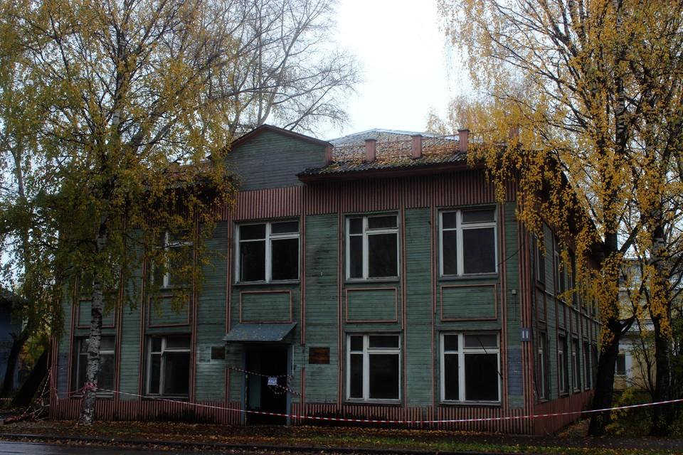 Дом №11 по улице Пушкина к началу ноября исчезнет с лица земли