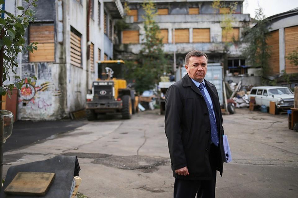 Сергей Баринов: «Состояние заброшенных соцобъектов сейчас - это следствие неверных управленческих решений на всех уровнях»