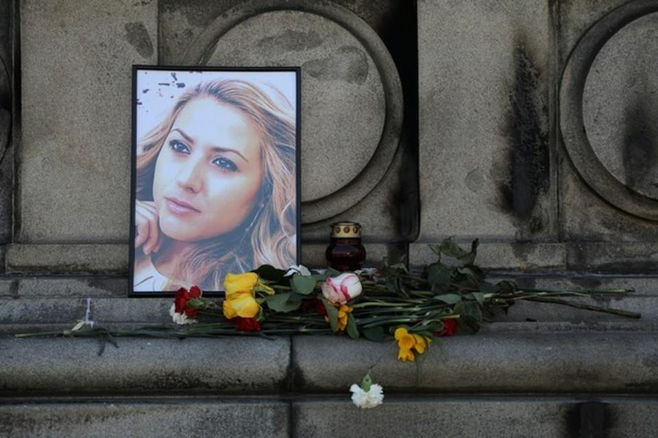 Болгарская журналистка Виктория Маринова была зверски убита и изнасилована 6 октября