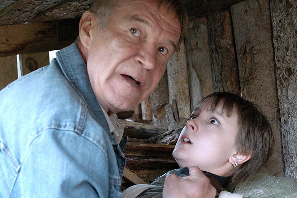 Кадр из фильма «Два билета домой» Дмитрия Месхиева.