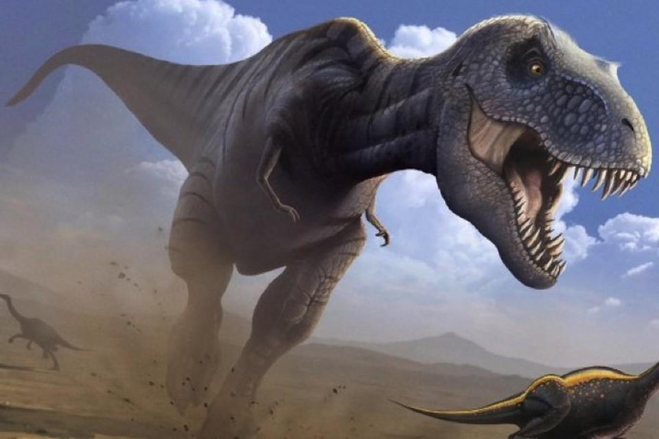 Представления о внешнем виде чудовищных ящеров меняются примерно раз в три года.