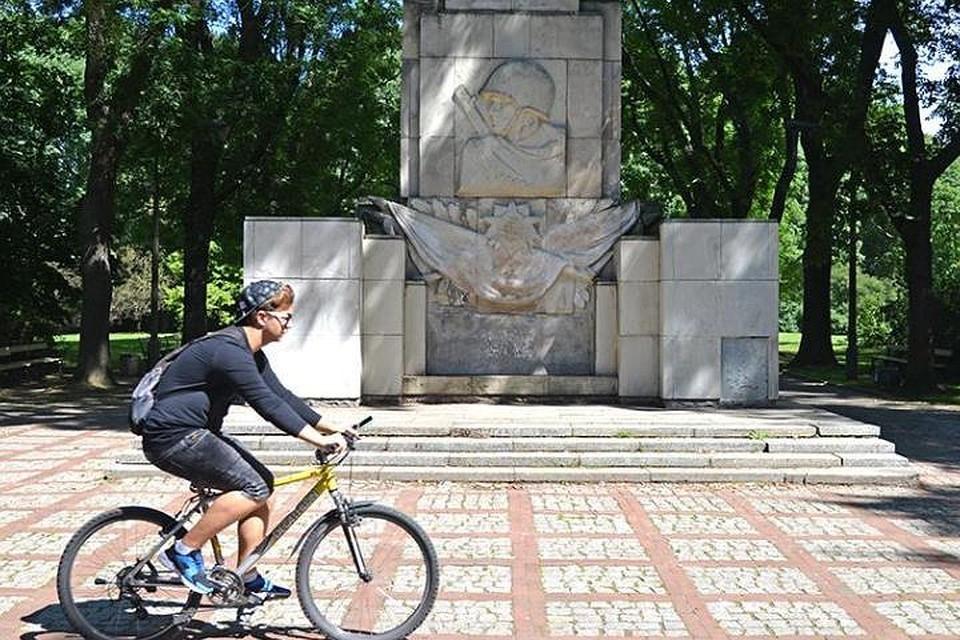 В Варшаве снесут памятник Благодарности Красной армии Фото: Алексей Панциков/ТАСС