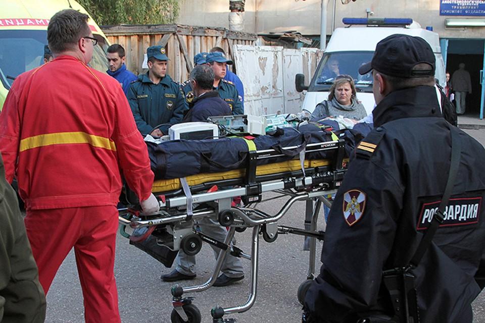 Количество жертв массового убийства составило 20 человек, более 50 человек ранено