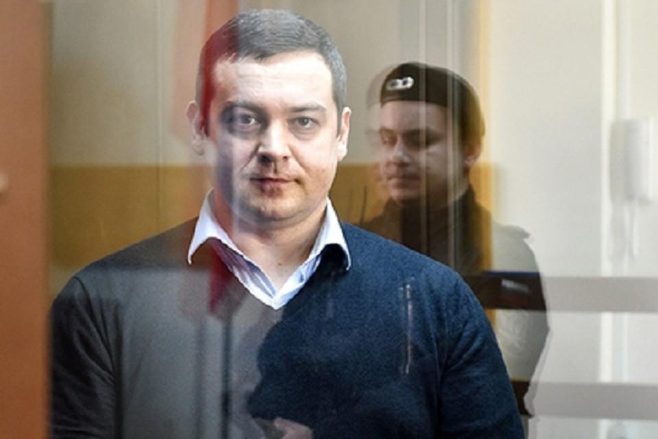 Эрик Китуашвили. ФОТО: Дмитрий Серебряков / ТАСС