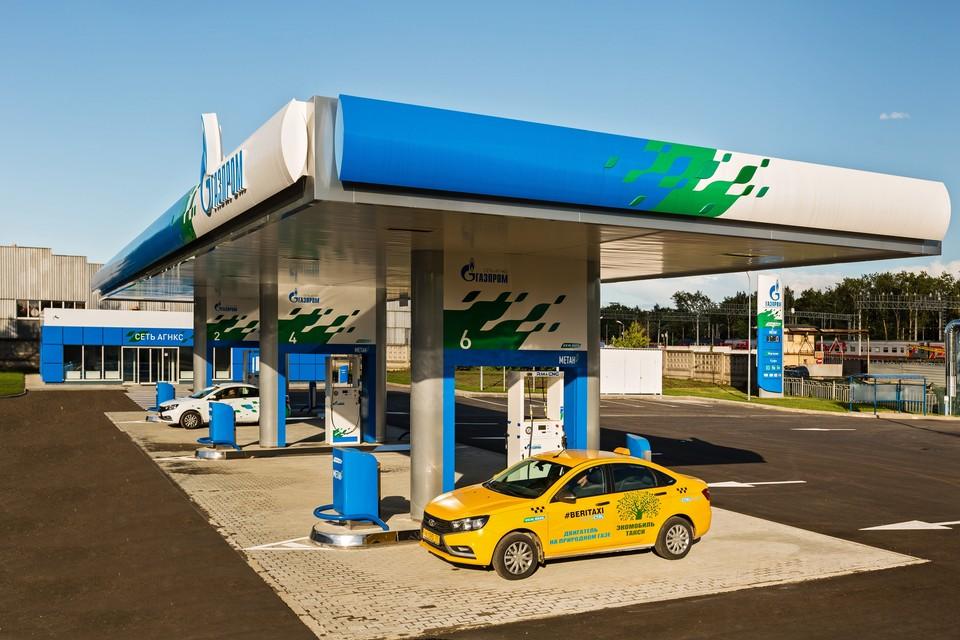 В Краснодарском крае за время действия маркетинговых программ на природный газ переведено более 350 автомобилей