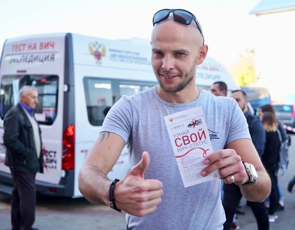 В Воронежкой области завершилась III Всероссийская акция Минздрава России по бесплатному анонимному экспресс-тестированию на ВИЧ-инфекцию.