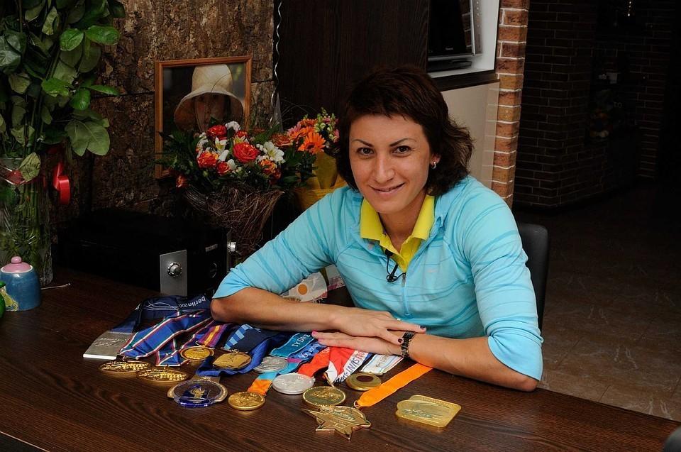 Татьяна Лебедева рассказала о допинг-пробах