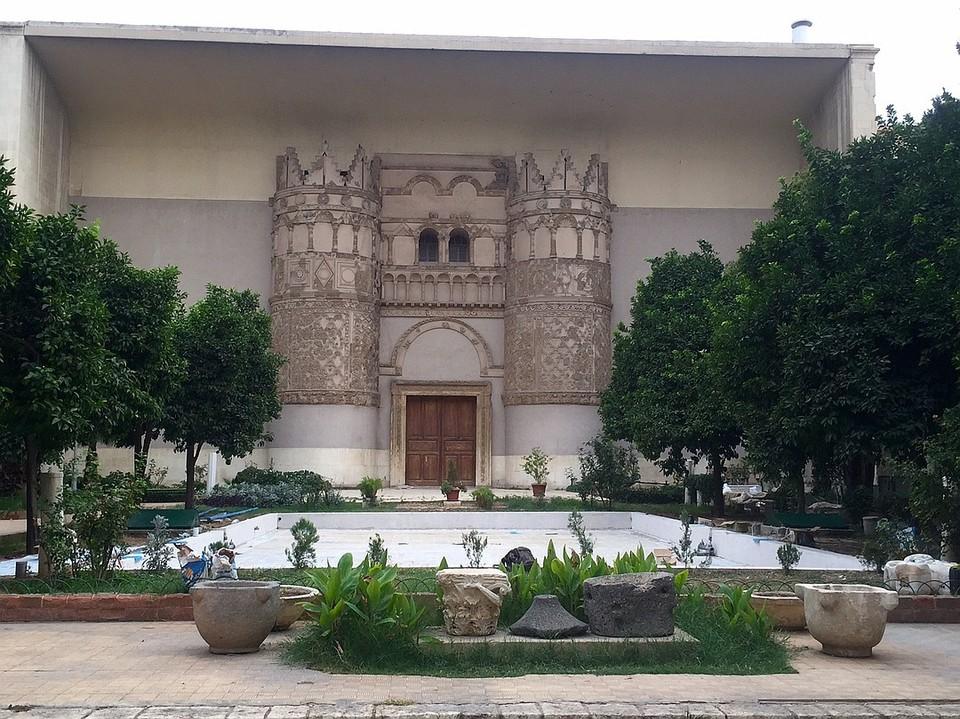 В Дамаске открылся Национальный музей