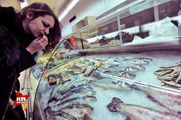 Почему российская рыба проплывает мимо наших прилавков