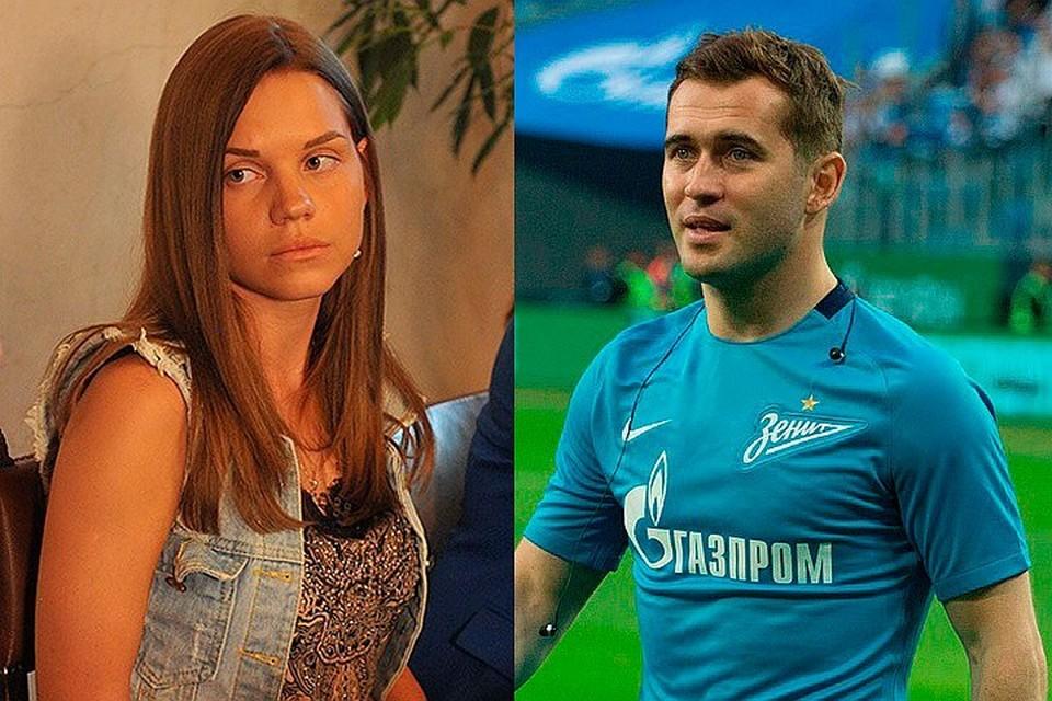 Бывшая жена Кержакова Екатерина Сафронова после развода не видела собственного ребенка.