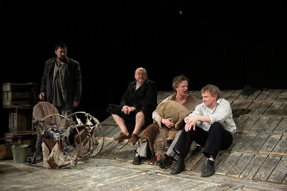Спектакль прошел на Малой сцене Качаловского театра
