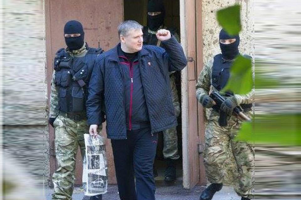 Суд ПМР приговорил Олега Хоржана к 4 годам и 6 месяцам лишения свободы в колонии общего режима. Фото: Dnestr.TV