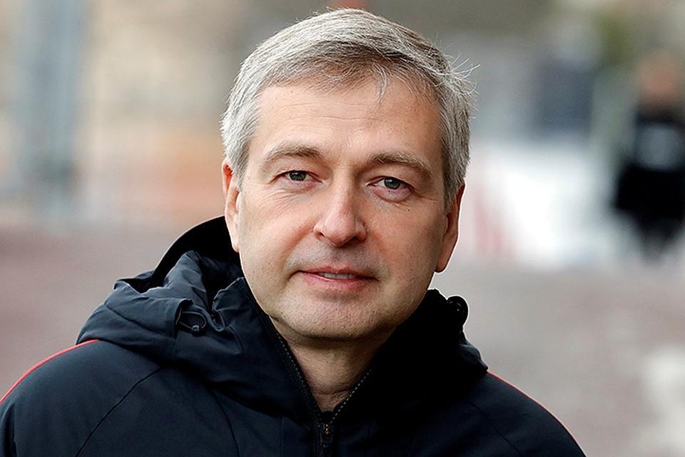 Российский бизнесмен Дмитрий Рыболовлев