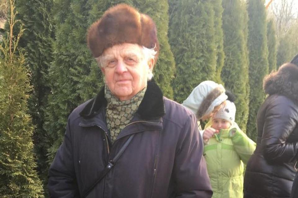 Яков Суховольский.
