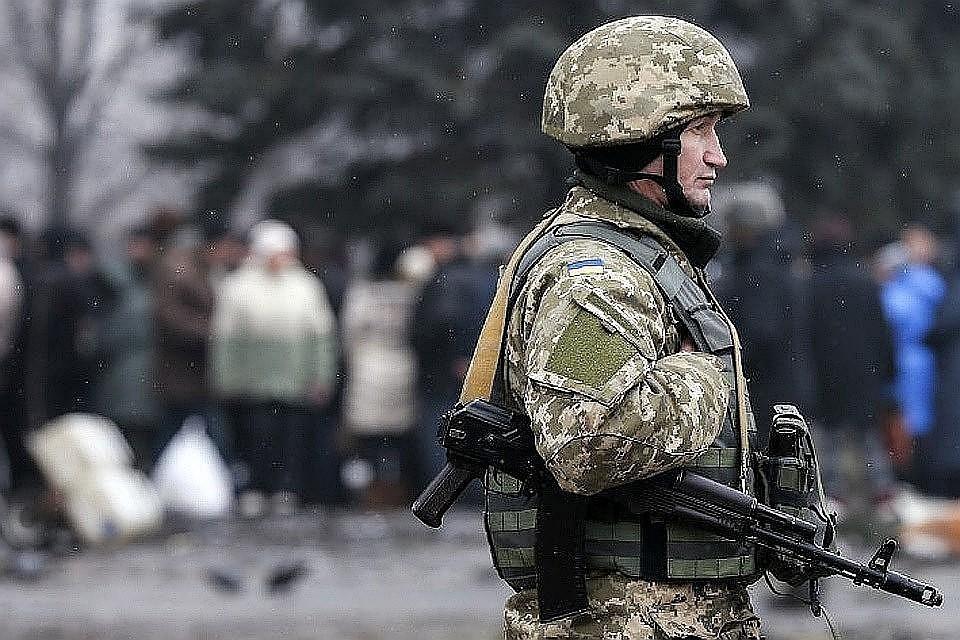 """Военный прокурор Украины назвал причину взрыва минометов """"Молот"""""""
