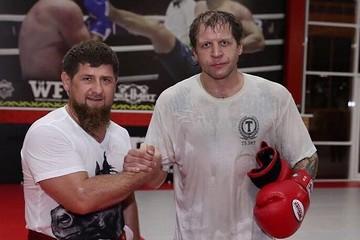 Емельяненко ушел из клуба Кадырова