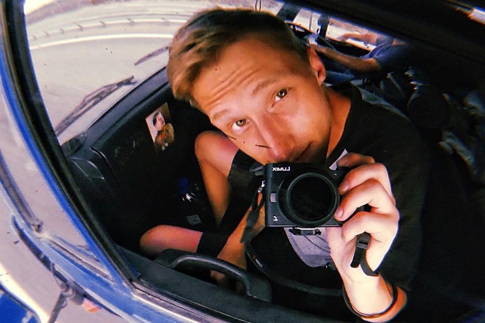 Рома путешествует с фотоаппаратом и делает классные снимки из своих поездок. Фото: Роман Иванов.