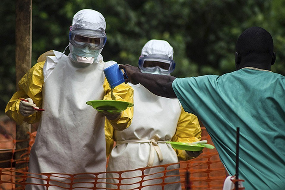 С конца июля число жертв лихорадки Эбола в Конго превысило 200