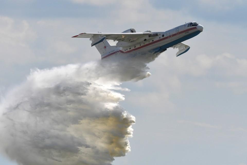 Российские самолеты-амфибии Бе-200 могут быть полезны для Соединенных Штатов