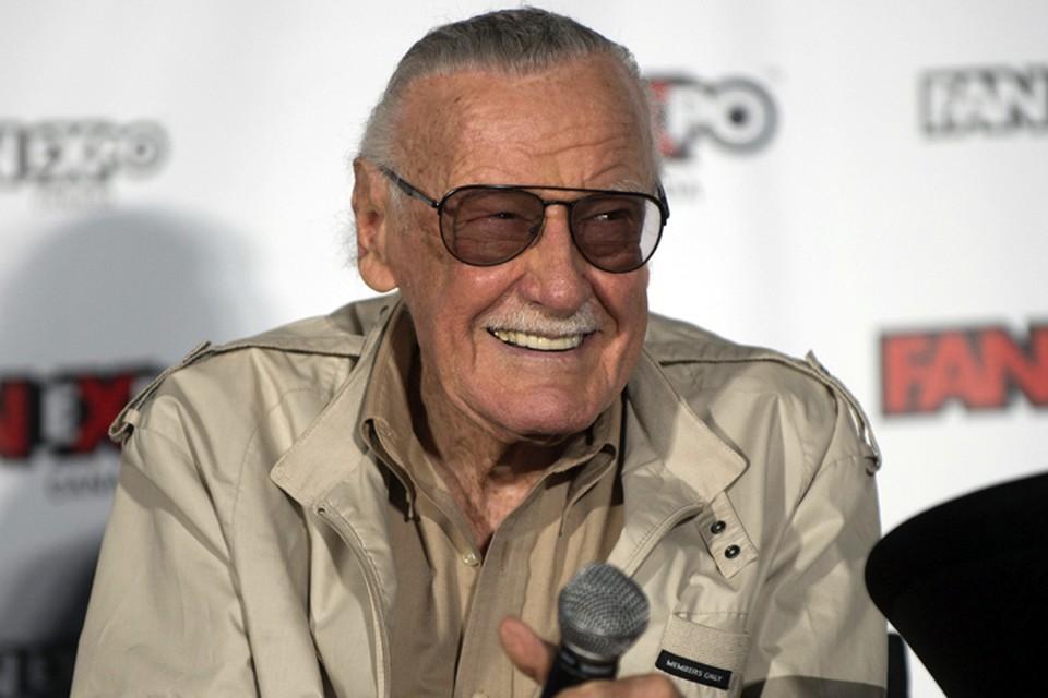 Создатель комиксов Marvel скончался в возрасте 95 лет