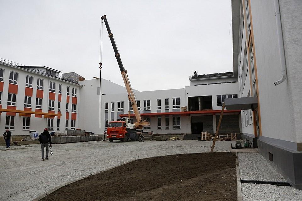 4a158e2880ec В Славянске-на-Кубани до конца года появится новая школа