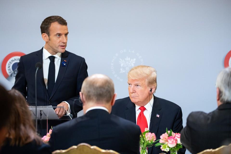 Президент США выступил против создания в Европе единой армии