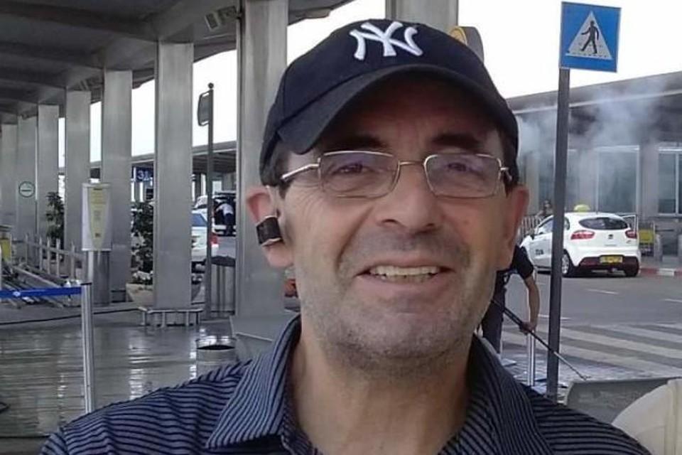 Валерий Шляфман находится в Израиле