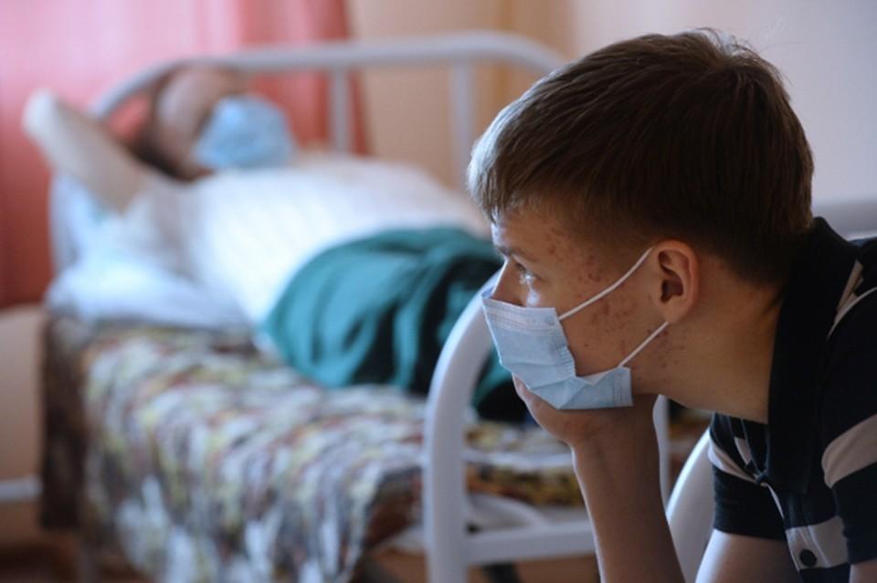 В Хабаровском крае растет заболеваемость внебольничной пневмонией