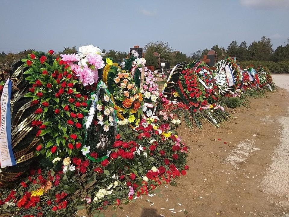 Трагедия произошла 17 октября 2018 года. 14 убитых похоронили 19 октября, еще 6 человек - 20 октября.