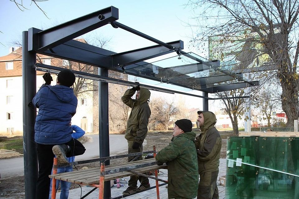 Фото администрации Волгограда.